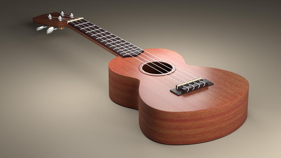 Ukelele, Guitarra, Música, Instrumento, Acústica