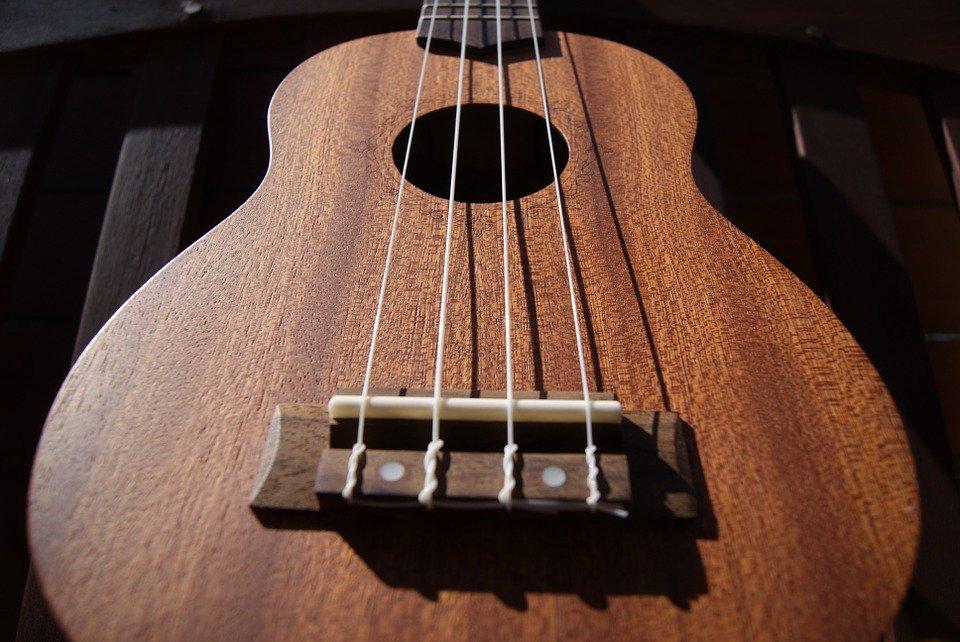 Ukelele, Música, Cadenas, Hueco, Madera, Instrumento