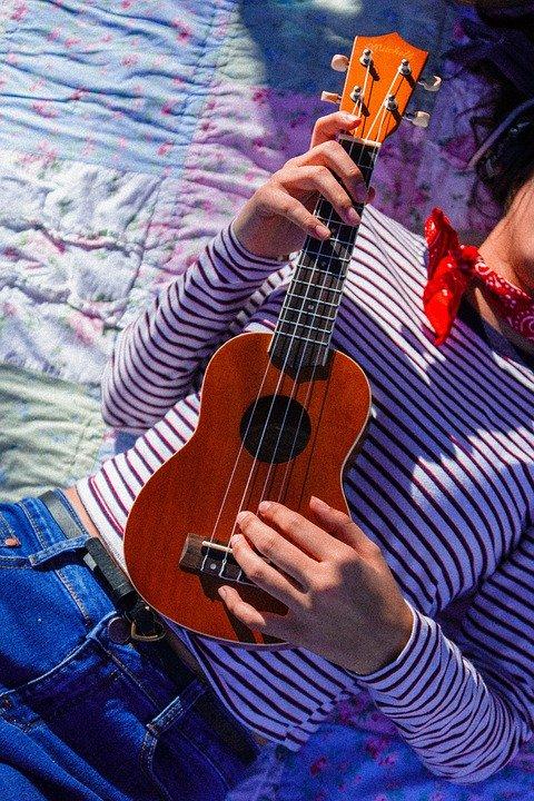 Ukelele, Música, Instrumento, Hawaii, Acústica