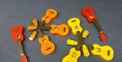 Ukelele, Música, Musicales, Cadena, Acústica